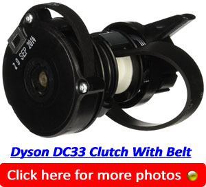 Dyson DC33 Clutch With Belt