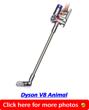 Dyson V8 Animal Handheld Cordless