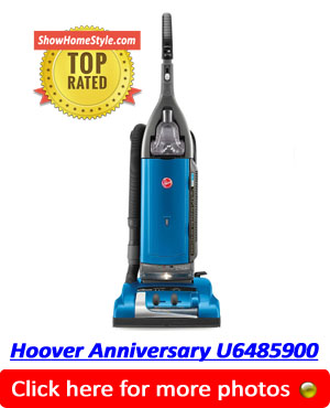 Hoover Anniversary WindTunnel Self Propelled Vacuum Cleaner