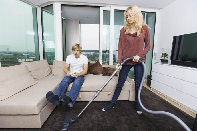 Regular Vacuuming Keeps Your Carpets Looking Cleaner