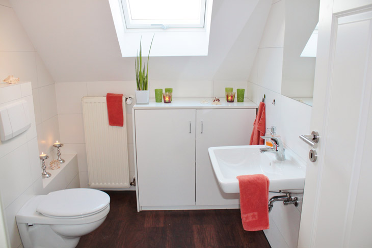 Ideas For Toilets In Small Spaces