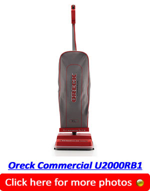 Best Commercial Vacuum Cleaner Reviews 2018 Upright