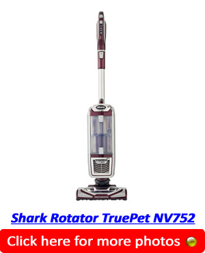 Shark Rotator TruePet NV752