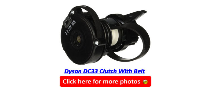 Dyson DC33 Clutch And Belt